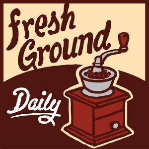 Fresh Ground by Bigelow Illustrations