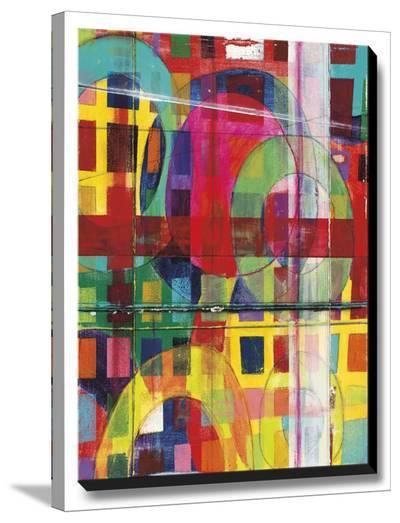Bigger Houses-Dante Vida-Stretched Canvas Print