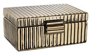 Bijoux Ceramic Jewelry Box *