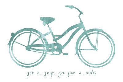 Bike 1-Erin Clark-Giclee Print