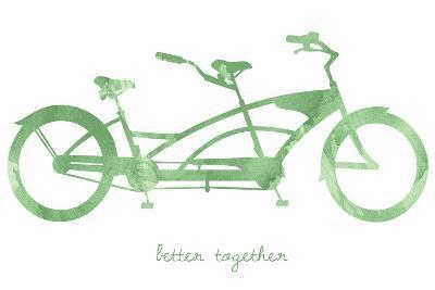 Bike 3-Erin Clark-Giclee Print