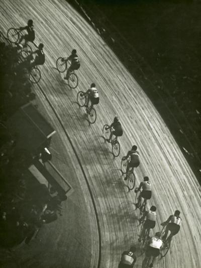 Bike Race-George Marks-Photographic Print