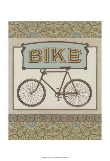 Bike-Erica J^ Vess-Art Print