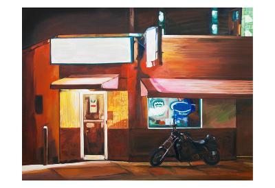 Biker Bar-Katrina Swanson-Art Print