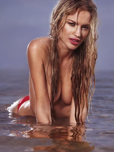 Bikini Model No.3-Alex Maxim-Photographic Print