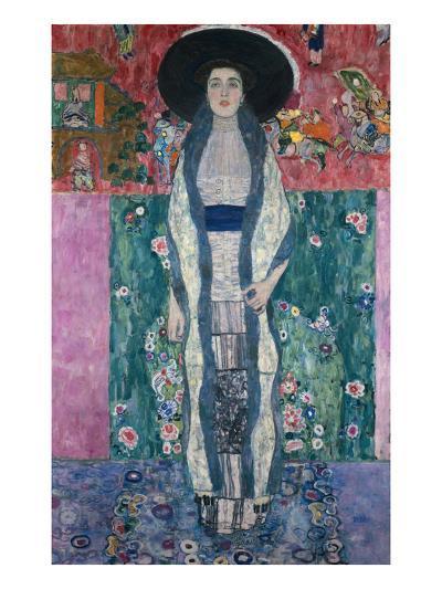 Bildnis Adele Bloch-Bauer Ii, 1912-Gustav Klimt-Giclee Print