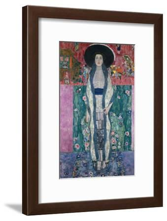 Bildnis Adele Bloch-Bauer Ii, 1912-Gustav Klimt-Framed Giclee Print