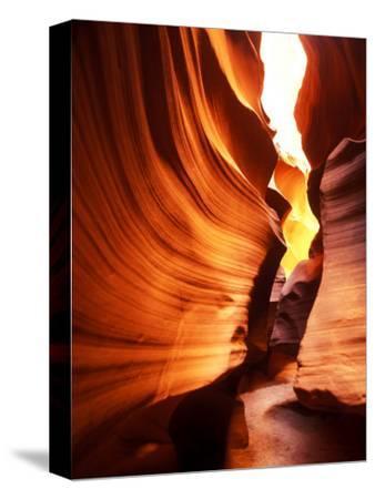 Antelope Canyon Silhouettes in Page, Arizona, USA