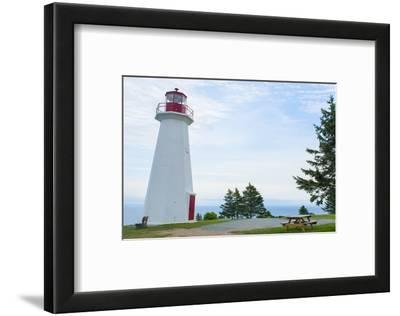 Canada, Cape George, Nova Scotia, Antigonish, Cape George Lighthouse