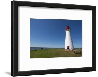 Canada, Prince Edward Island, Oldest Lighthouse Called Prim Point Light Station