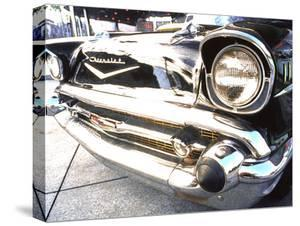 Detail of Classic Car, 57 Chevy by Bill Bachmann