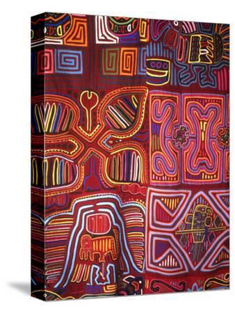 Native Indian Artwork, Mola, Panama