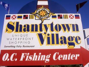 Shantytown Village, Ocean City, Maryland, USA by Bill Bachmann
