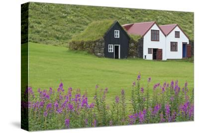 Skogasafn Turf Houses and Church in South Iceland