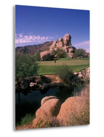 The Boulders Golf Course, Scottsdale, Arizona