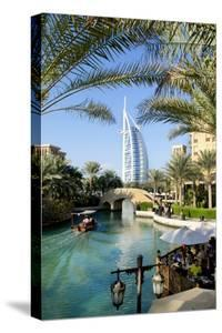 The Burj Al Arab , Dubai, United Arab Emirates by Bill Bachmann