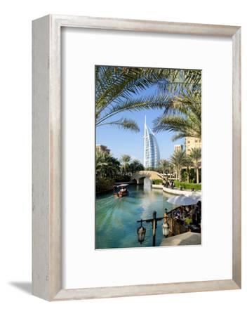 The Burj Al Arab , Dubai, United Arab Emirates