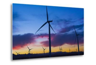 Wind Power in El Central for Better Ecology, California, Usa