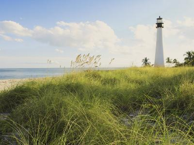 Bill Baggs Cape Florida Lighthouse, Bill Baggs Cape Florida State Park, Key Biscayne, Florida-Maresa Pryor-Photographic Print