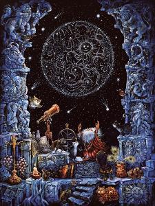 Astrologer by Bill Bell