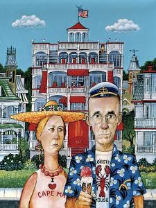 Cape May Gothic by Bill Bell