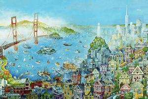 City by the Bay by Bill Bell