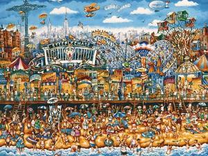 Coney Island by Bill Bell