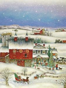Country Christmas by Bill Bell