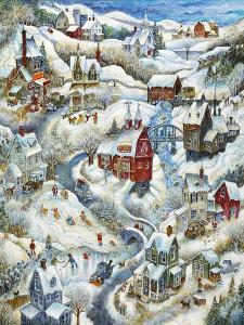 Country Winter by Bill Bell