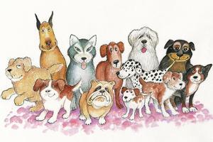 Dogs by Bill Bell