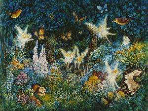 Forest Fairies by Bill Bell