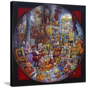 Leonardo's Masterpiece by Bill Bell