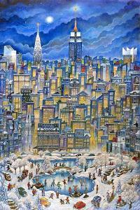 Manhattan by Bill Bell