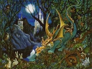 Moon Dragon by Bill Bell