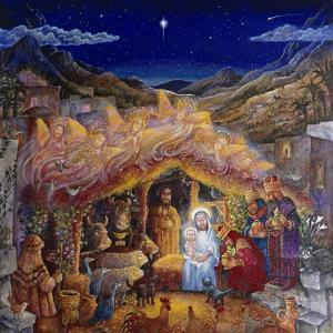 Nativity by Bill Bell