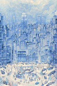 NY City Winter by Bill Bell