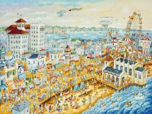Ocean City Summer by Bill Bell