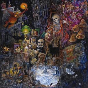 Poe by Bill Bell