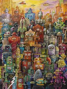 Robo Dootles by Bill Bell