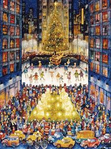 Rockefeller Center 1 by Bill Bell
