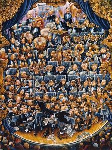 Symphonia by Bill Bell