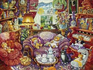 Teatime for Teddy by Bill Bell