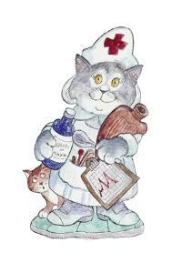 The Nurse by Bill Bell