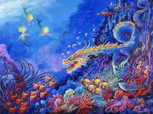 The Sea Dragon by Bill Bell