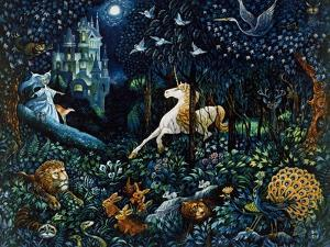 The Unicorn by Bill Bell
