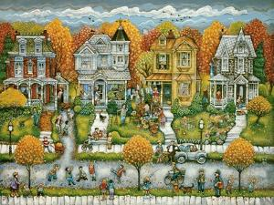 'Tis Autumn by Bill Bell