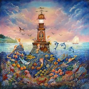 Untitled - Underwater by Bill Bell