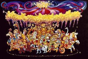 Velvet Carousel by Bill Bell