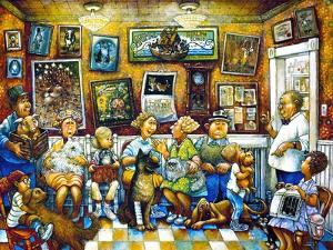 Visit to the Vet by Bill Bell