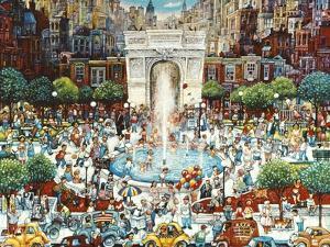 Washington Square by Bill Bell